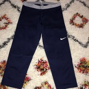 Crop Nike leggings